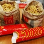 【MCD】ベーコンポテトパイが売れすぎのマクドナルドを111.64ドルで5株買い増し(2016年10月)