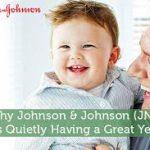 【JNJ】ジョンソンエンドジョンソンより四半期配当(2019年3月)-57.6ドル受取