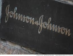 株価 ジョンソン エンド ジョンソン